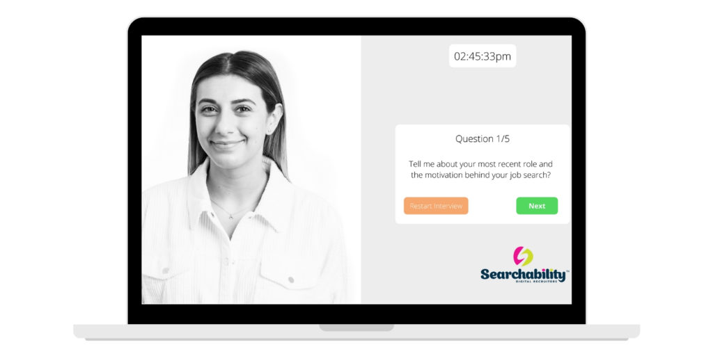 Remote Interviewing Searchability